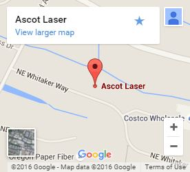 Ascot Laser on Google Maps