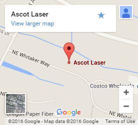 Ascot Laser on Google Maps